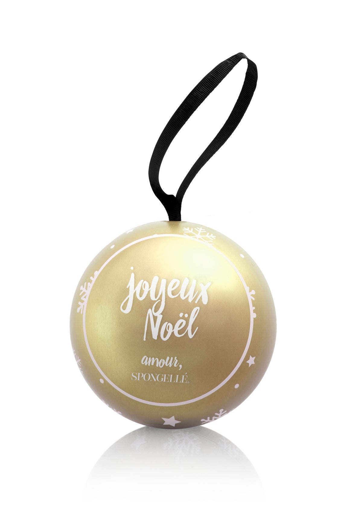 Radiant Amber | Holiday Shimmer Ornaments