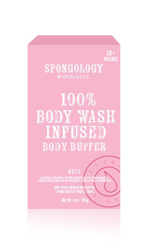 ROSE | SPONGOLOGY BODY BUFFER