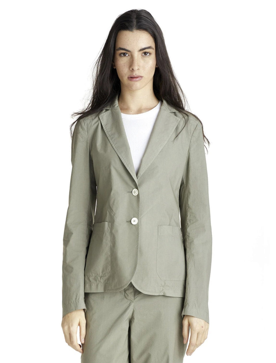 GIACCA T-EARTH VERDE - T-Jacket
