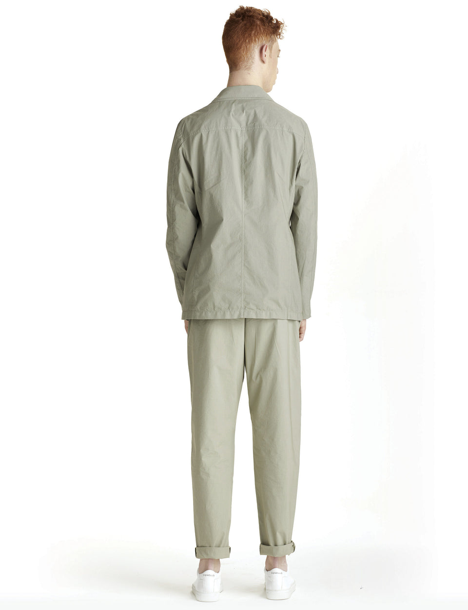 ABITO T-EARTH VERDE - T-Jacket