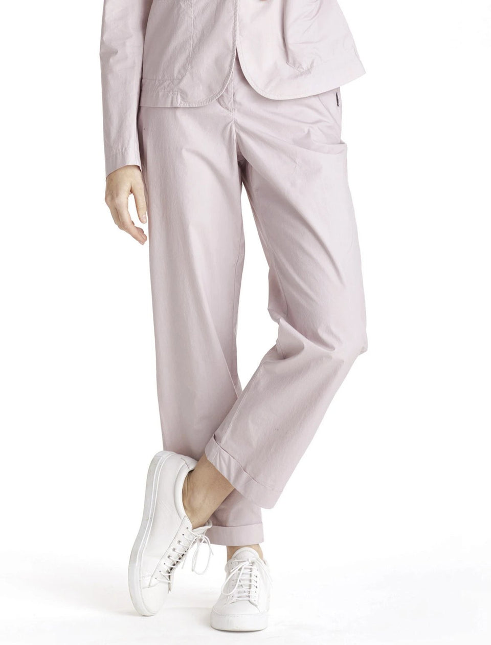 PANTALONI T-EARTH ROSA - T-Jacket