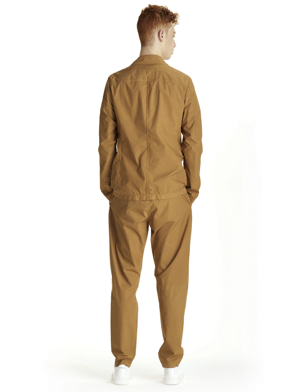 PANTALONI T-EARTH MARRONI - T-Jacket