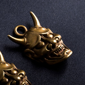 The Hannya mask