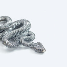 Load image into Gallery viewer, Silver Viper