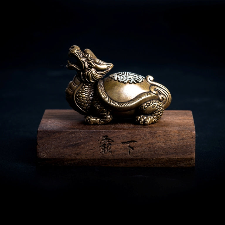 The Dragon Turtle Statue