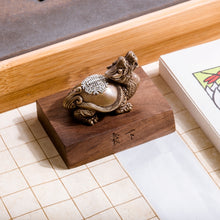 Load image into Gallery viewer, The Dragon Turtle Statue