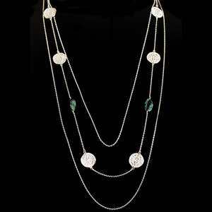 The Coin Necklace by Kidani