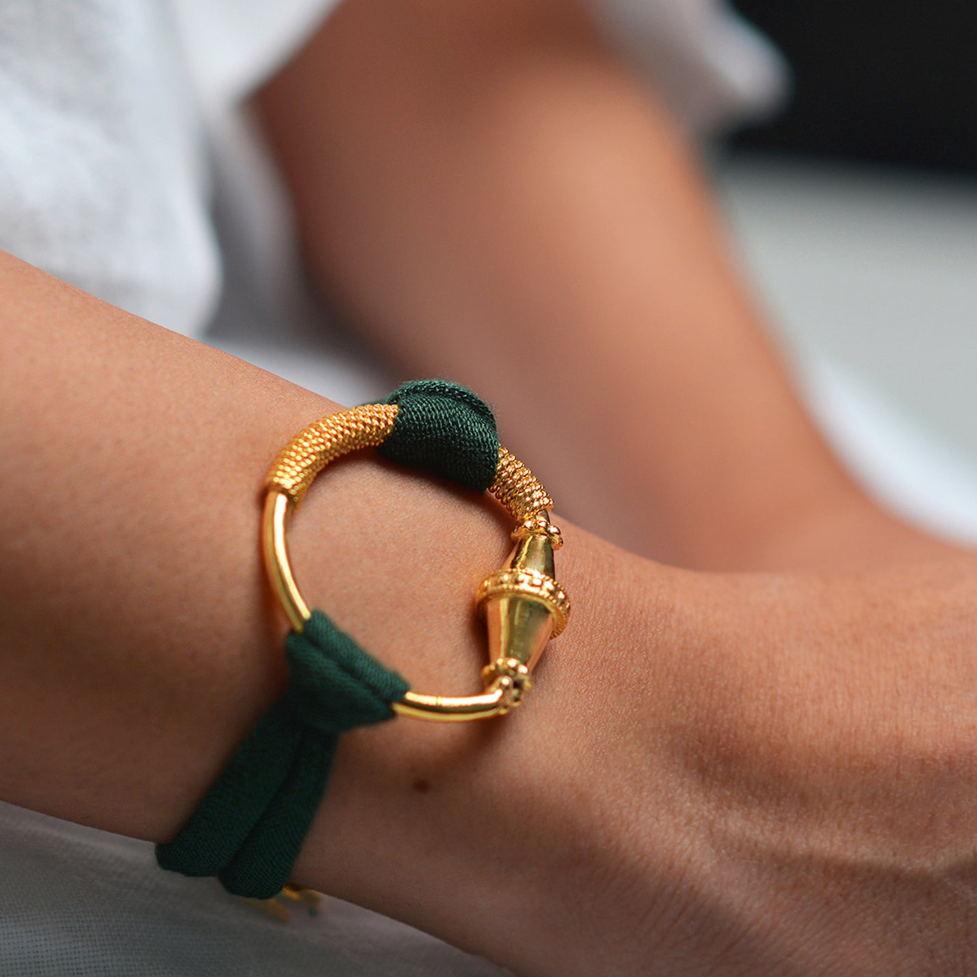 Loop Bracelet by Narinari