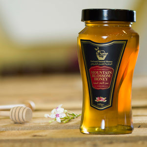 Mountain Blossom Honey from The National Natural Honey Company