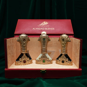 Al-Widad Blends perfume set by Al-Widad