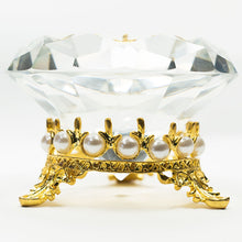 Load image into Gallery viewer, Gold Regal Stand for Nailfie Diamond