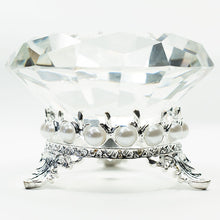 Load image into Gallery viewer, Silver Regal Stand for Nailfie Diamond