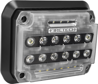 FireTech Guardian Surface Mount Scene Light