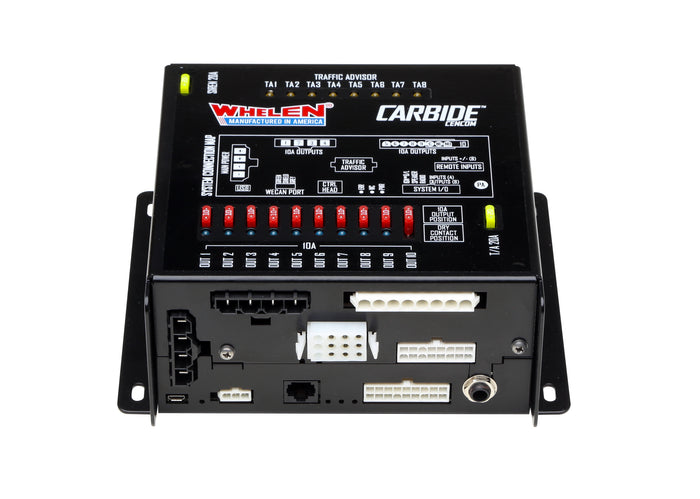 Whelen CenCom Carbide Amplifier Control Module