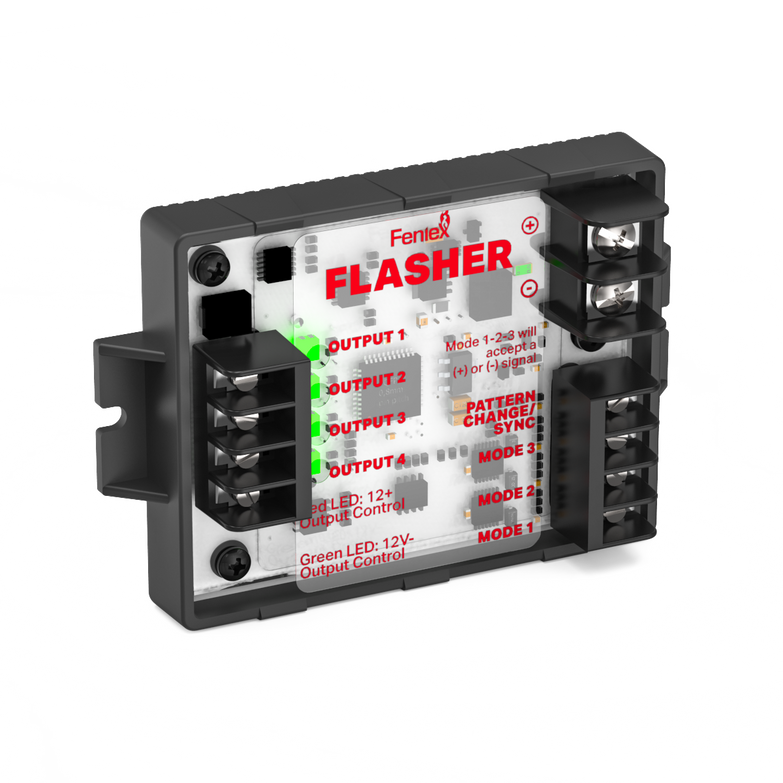 Feniex 4X Flasher