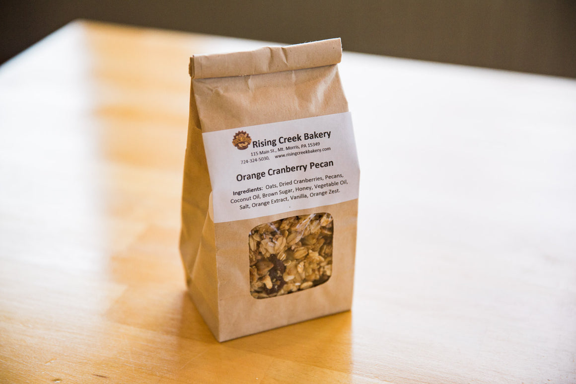 Rising Creek Granola