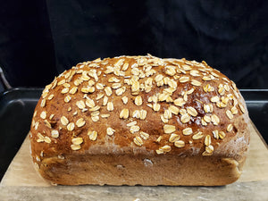 Sunflower Oat Bread