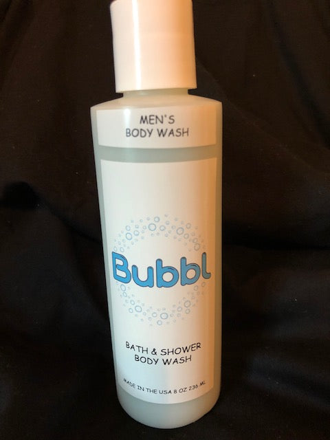 Men's Body Wash 8 oz