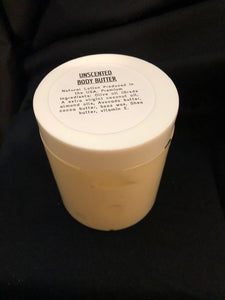 Handmade Body Butter 8 oz
