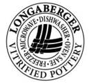Longaberger Vitrified Pottery