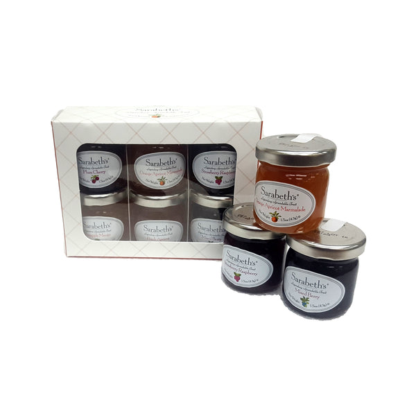 Six Jar Gift Box