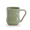 Woven Traditions Soft Square Mug