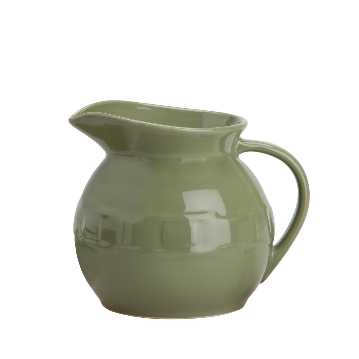Woven Traditions Round Pitcher