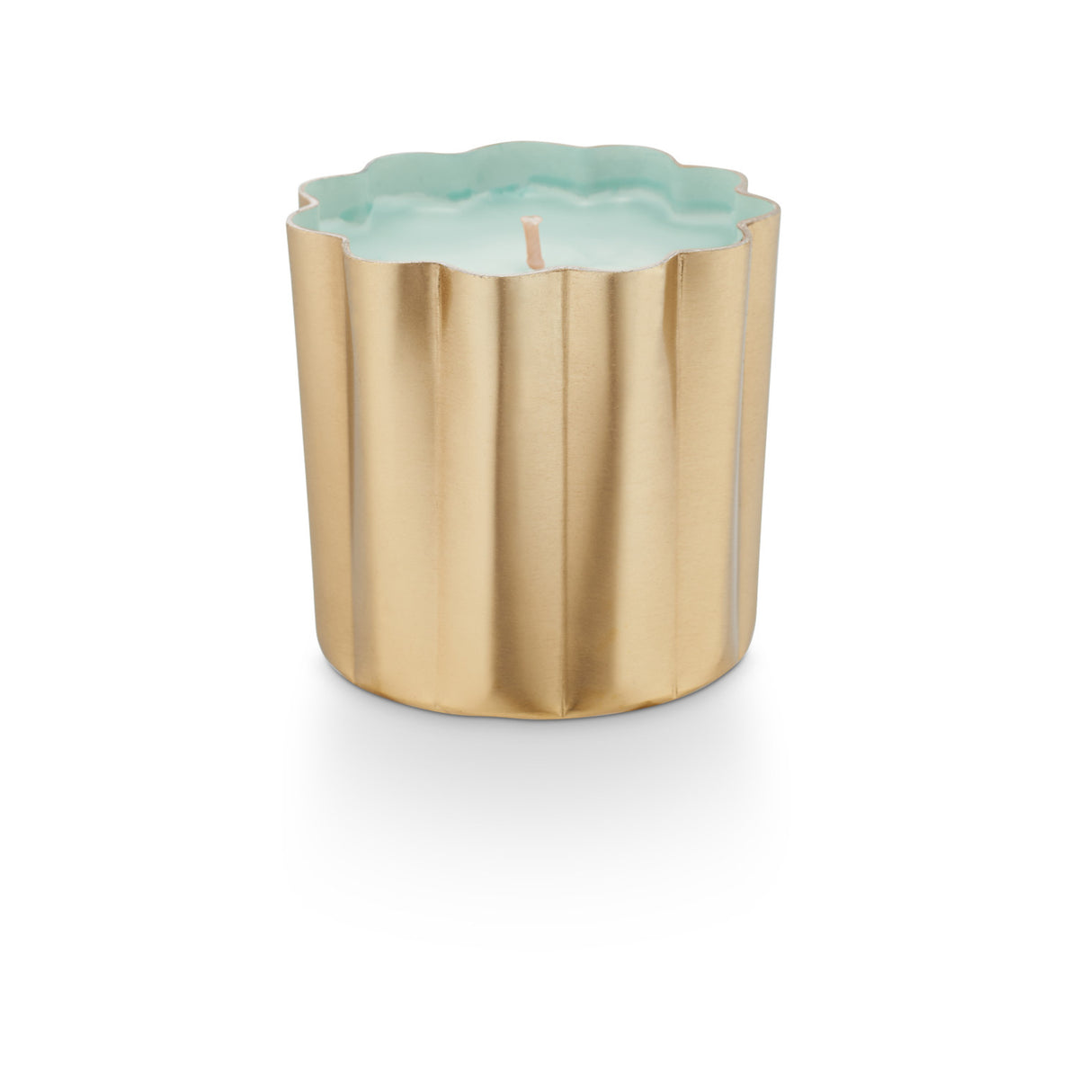 Sugared Blossom Miniature Candle