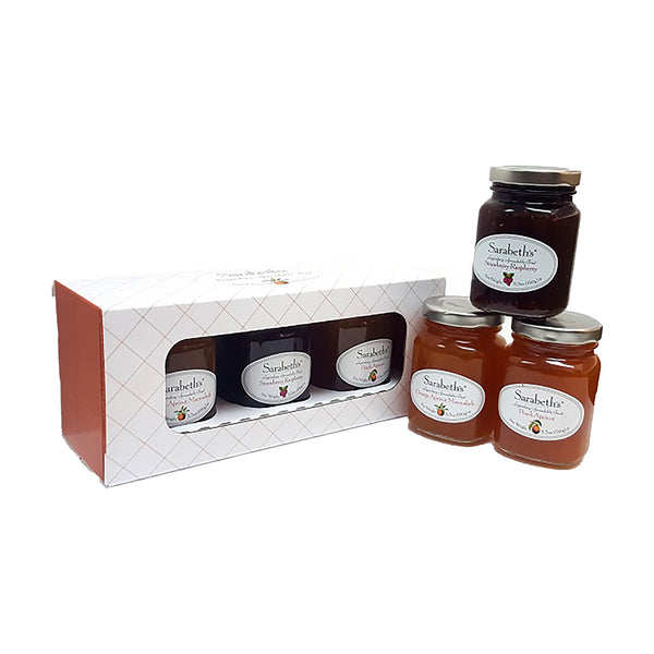 Three Jar Gift Box