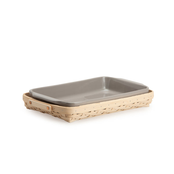 Large Baking Dish Basket
