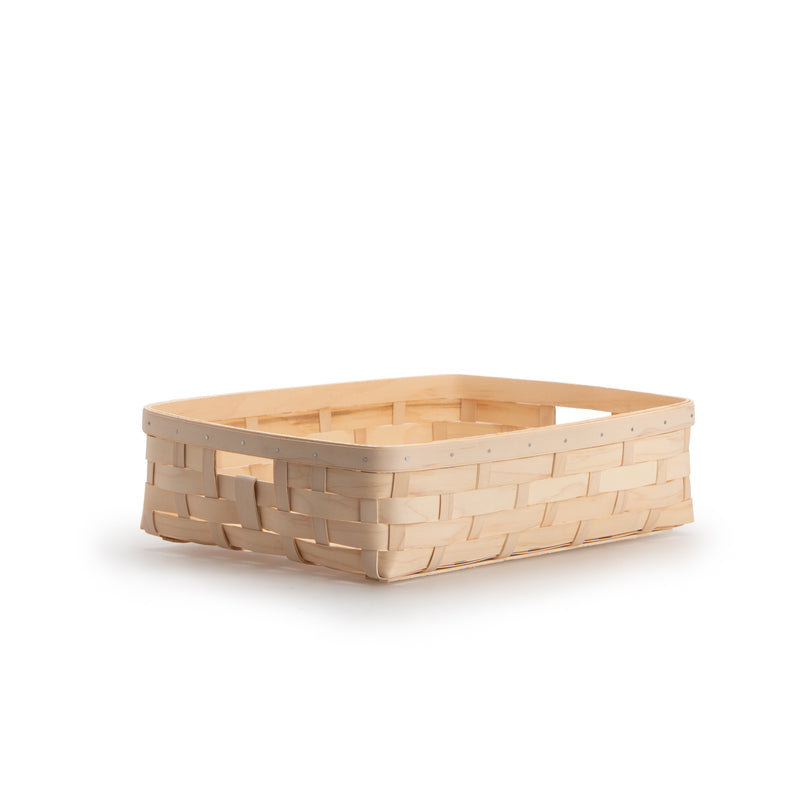 Short Rectangle Organizing Basket