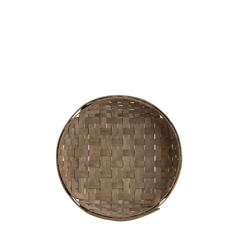 Round Tray Basket