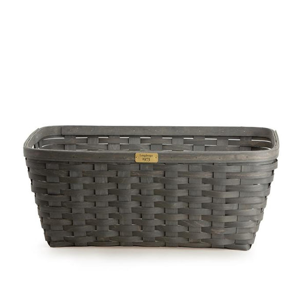 Pewter 1973 Small Laundry Basket Set with Free Protector