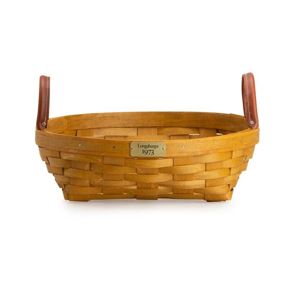 Warm Brown 1973 Pie Basket Set with Free Protector
