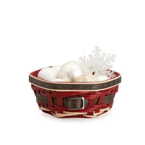 Santa Belly Generations Basket Set