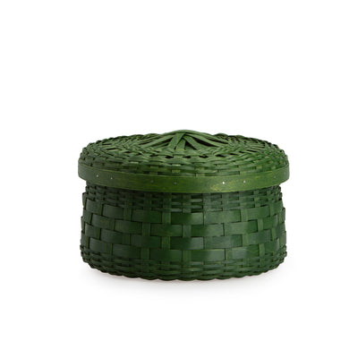 Bold Green Catch All Lid