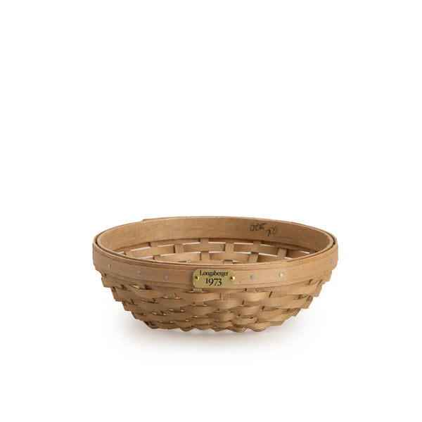 Light Brown 1973 Bowl Basket Set with Free Protector