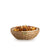 Light Brown 1973 Bowl Basket Set