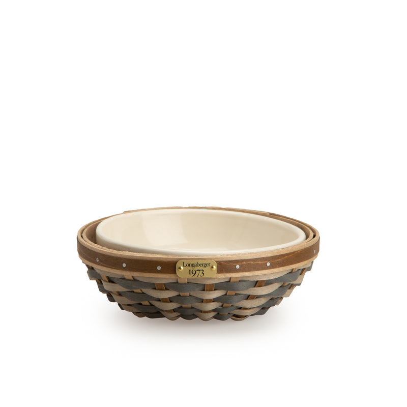 Multi 1973 Bowl Basket Set