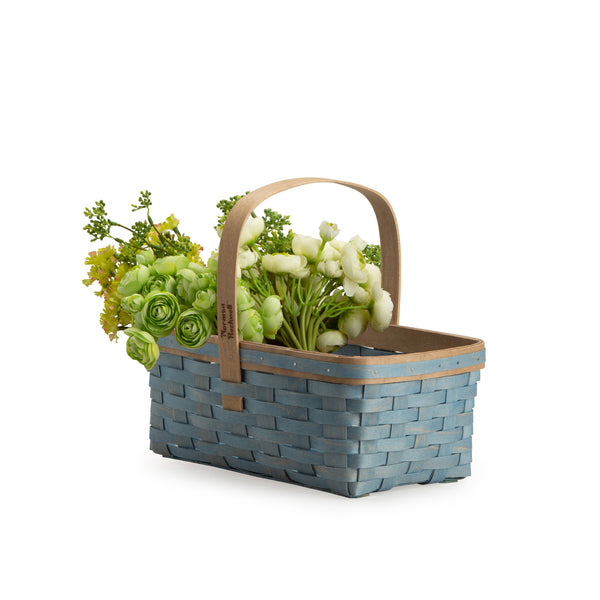 Ocean Rectangle Mother's Day Basket Set with Free Protector