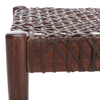 Brown Bandelier Bench