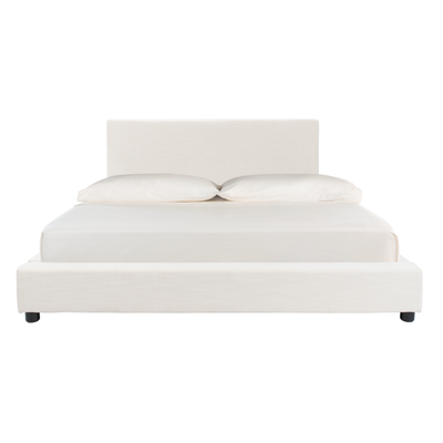 Light Beige Carter Bed