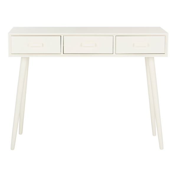 Antique White Albus Console Table