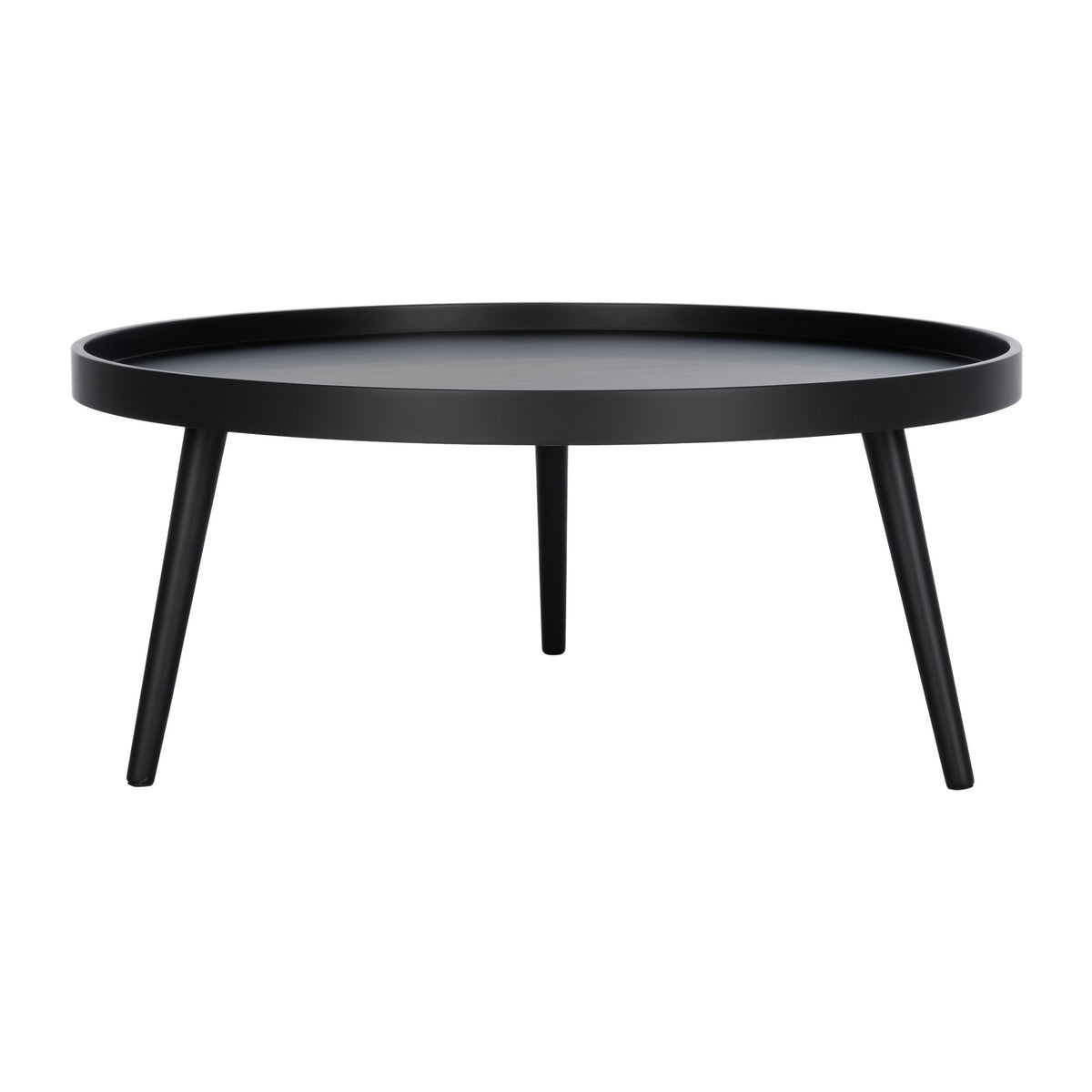 Fritz Round Tray Top Coffee Table