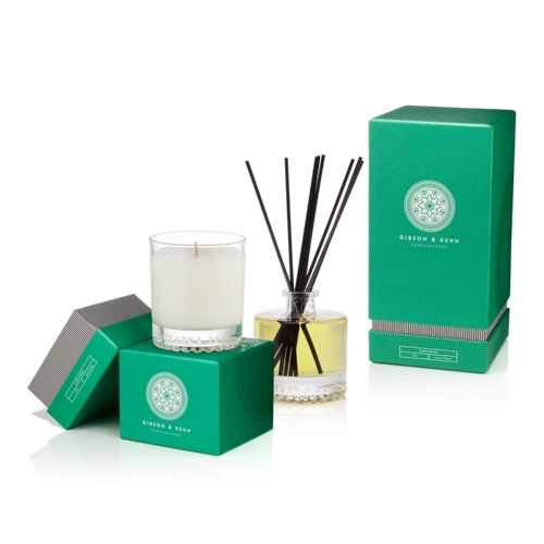 White Tea & Cedar Gift Set