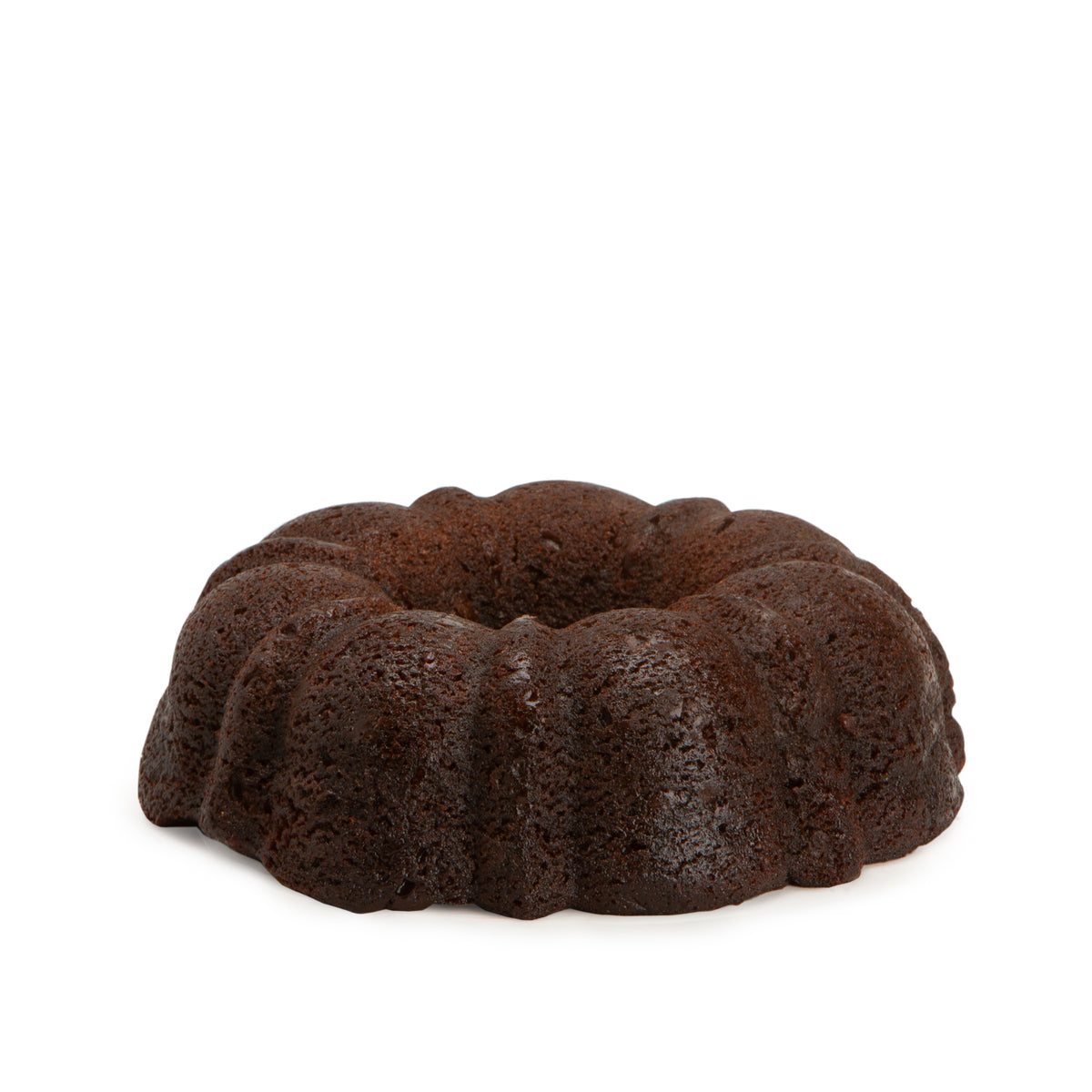Chocolate Chocolate Chip Bundt Cake