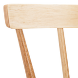 Natural Winona Spindle Dining Chair