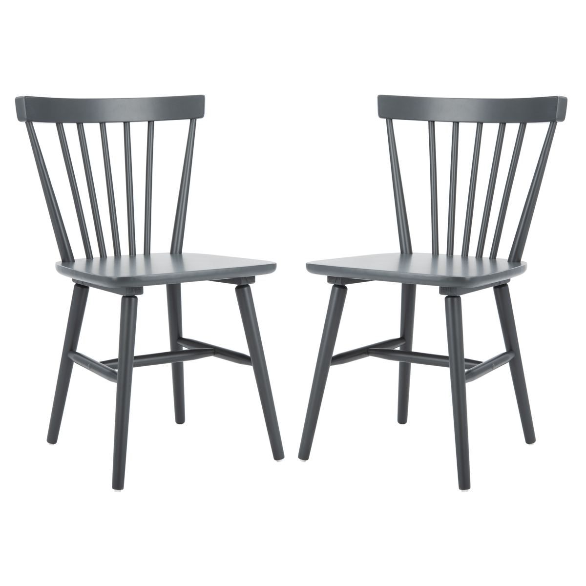 Grey Winona Spindle Dining Chair Set
