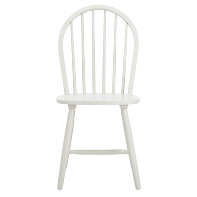 Off White Camden Spindle Dining Chair Set