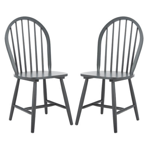Grey Camden Spindle Dining Chair Set